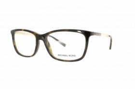 MICHAEL KORS Michael Kors Damen Brille »IZA MK4040«, braun, 3106 - braun
