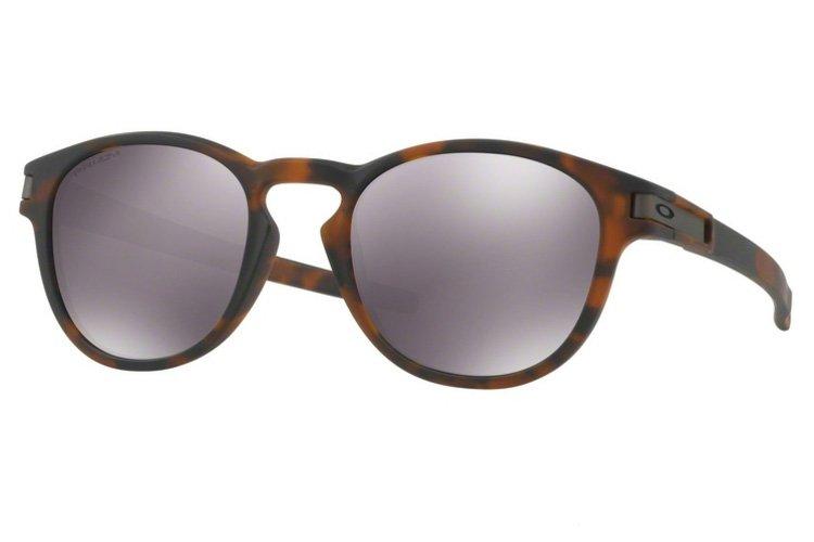 Oakley Latch Prizm Sonnenbrille Schwarz/Rot 7vCdkR
