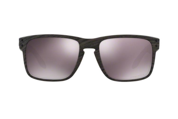 Oakley Herren Sonnenbrille »HOLBROOK OO9102«, braun, 9102B7 - braun/lila