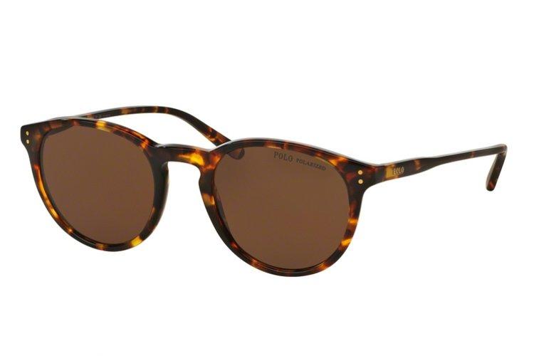Polo Herren Sonnenbrille » PH4110«, braun, 513483 - braun/braun