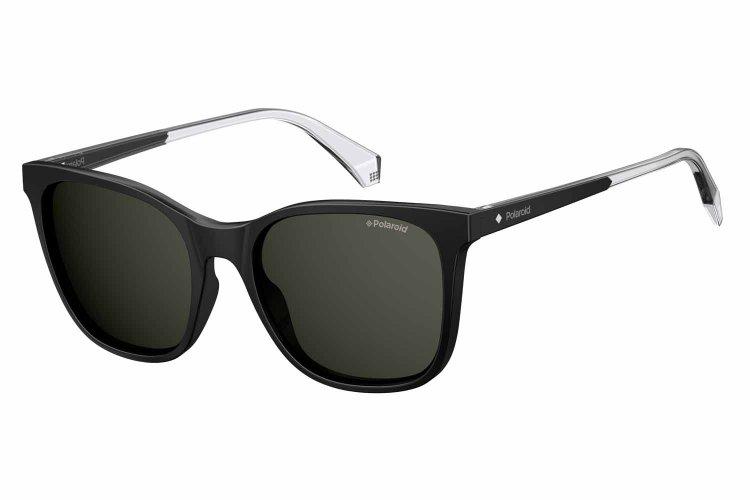 Polaroid Damen Sonnenbrille Pld 4059/S M9 807, Schwarz (Black/Grey Grey), 53