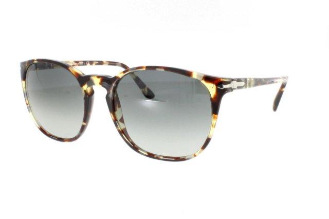 PERSOL Persol Herren Sonnenbrille » PO3007S«, grau, 105771 - grau/grau