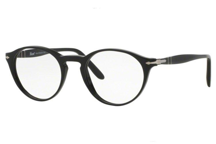 PERSOL Persol Herren Brille » PO3092V«, schwarz, 9014 - schwarz
