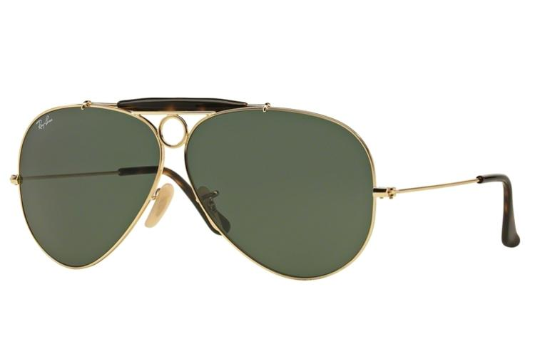 Ray-Ban Sonnenbrille Shooter RB 3138 181 wG1iLp7at