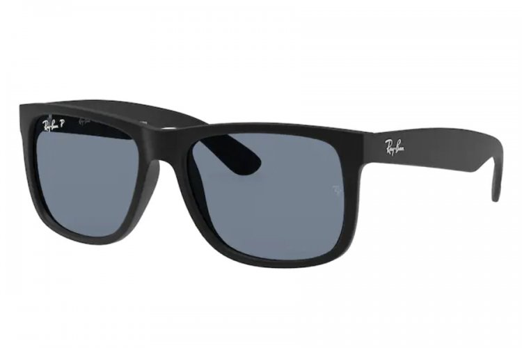 ray ban sonnenbrille justin grau