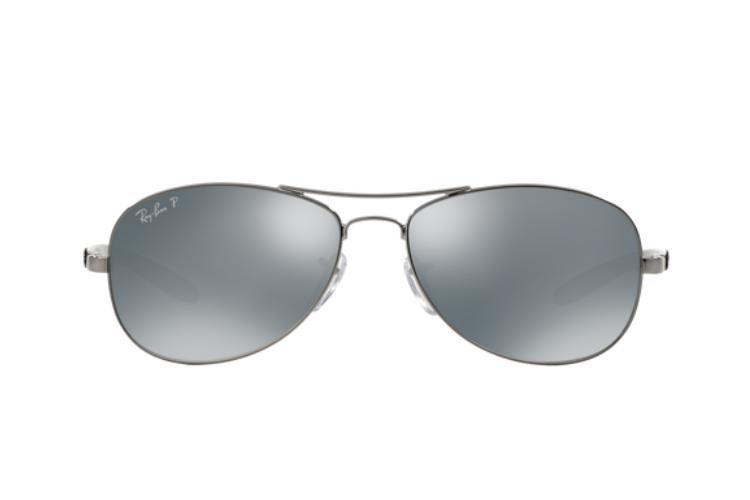 Ray-Ban Carbon Sonnenbrille RB 8301-004/K6 Größe 59 D4JjgqQZ8C