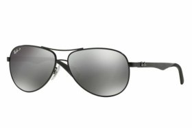 Oakley Sonnenbrille crosshair OO 4060 06 Größe 61/15 in der Farbe lead / grau Pol. Wuj0ps