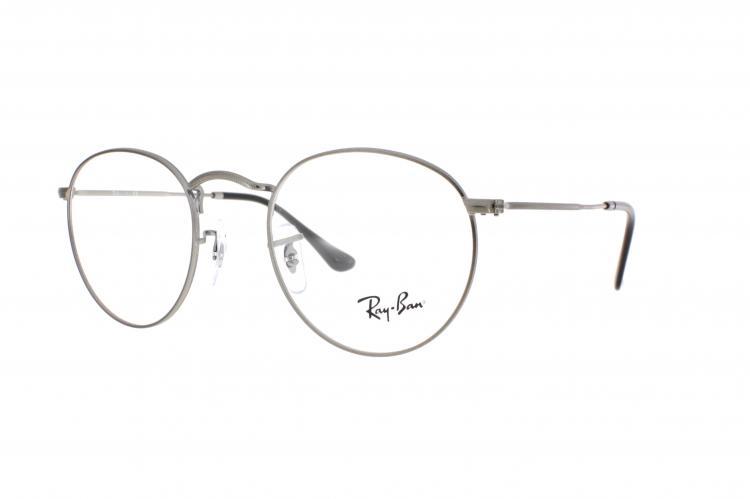 ray ban round brille