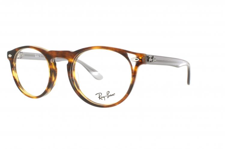 ray ban brille braun orange