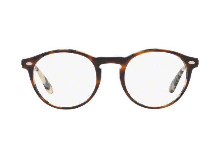 RAY BAN RAY-BAN Herren Brille » RX5283«, braun, 5676 - braun