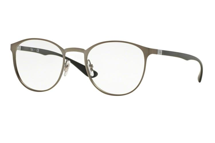82bc51bd73 Ray Ban Brille RX 6355 2620 in silber