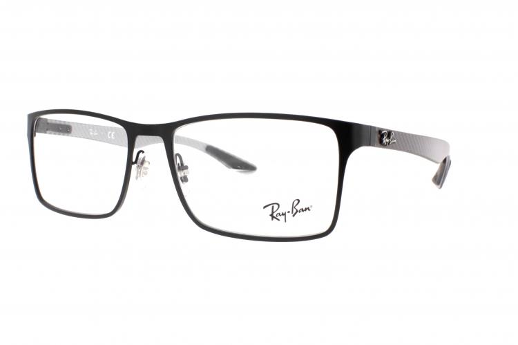 9414bcc6c5 Ray Ban Brille RX 8415 2503 in schwarz