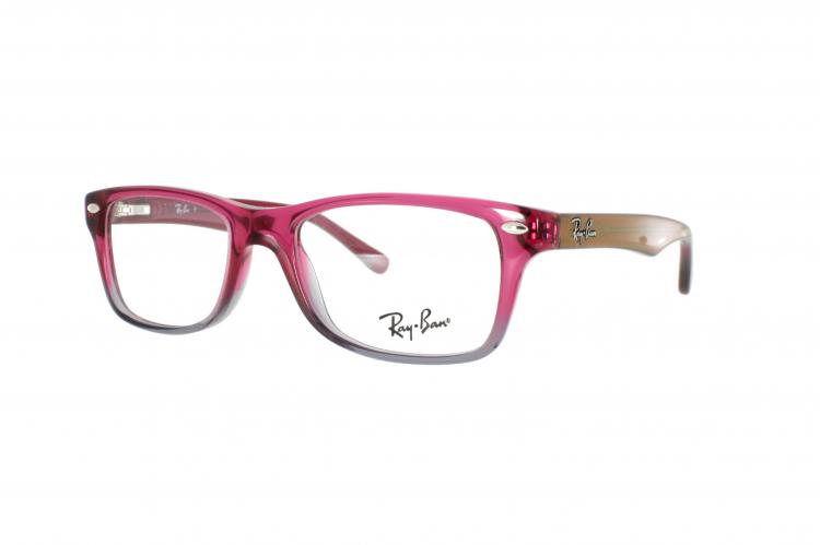 ray ban brille innen rot