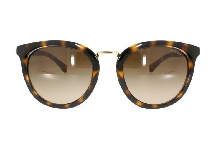 RALPH Ralph Damen Sonnenbrille » RA5207«, braun, 150613 - braun/braun
