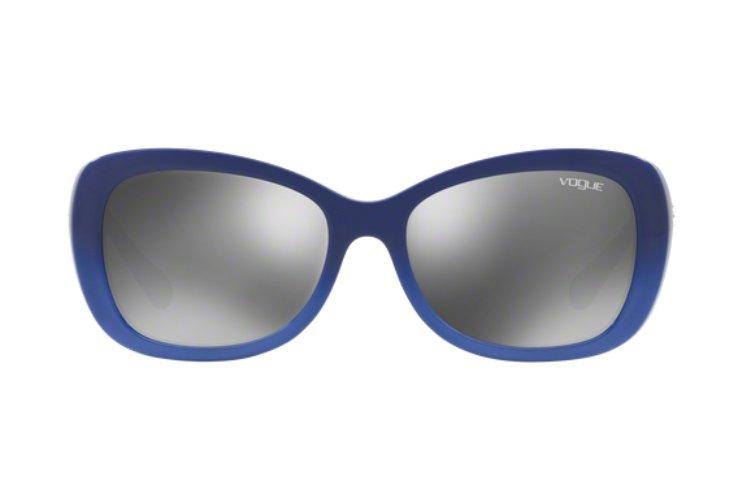 VOGUE Vogue Damen Sonnenbrille » VO2943SB«, blau, 25596G - blau/silber