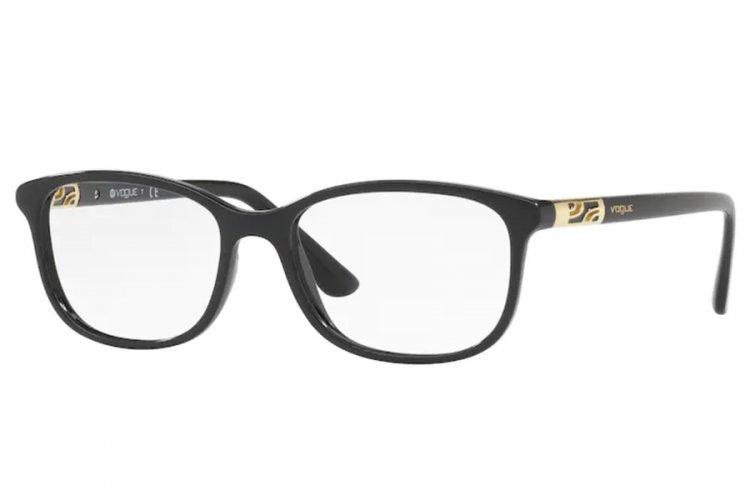 VOGUE Vogue Damen Brille » VO5163«, schwarz, W44 - schwarz