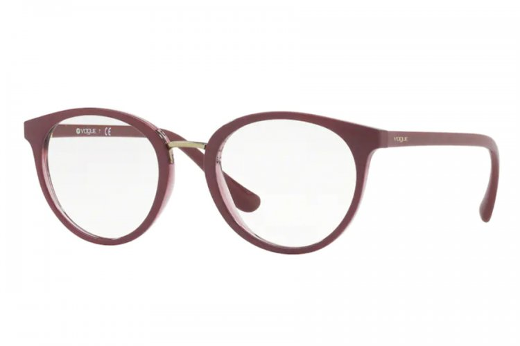 VOGUE Vogue Damen Brille » VO5167«, rot, 2555 - rot